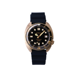Heimdallr Bronze Turtle Ceramic Bezel - WR Watches PLT