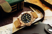 Load image into Gallery viewer, San Martin Bronze Sub (NH35)