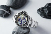 Load image into Gallery viewer, San Martin Steel Sub Kanagawa dial