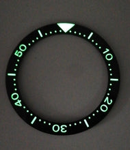 Load image into Gallery viewer, MM300 Ceramic and Sapphire Bezel Insert