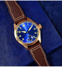 Load image into Gallery viewer, San Martin Bronze Big Pilot - WR Watches PLT