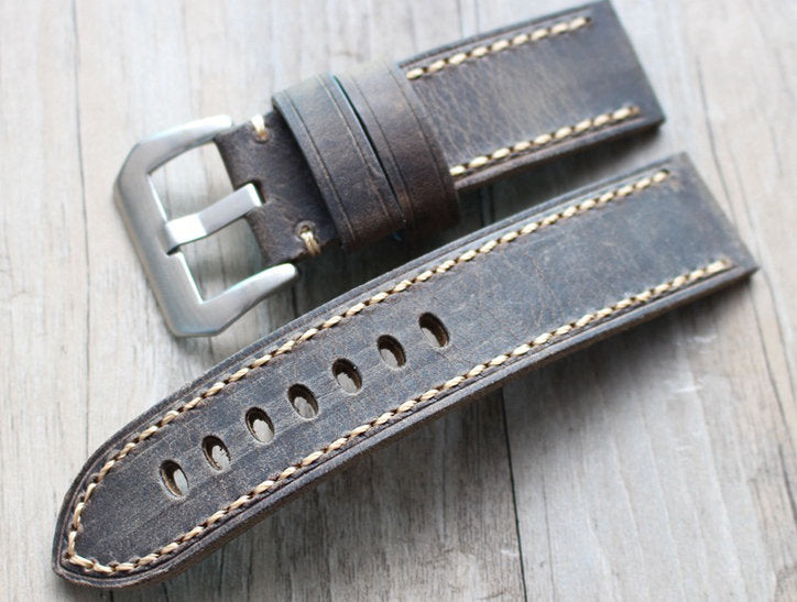 Crazy Horse Leather Strap - WR Watches PLT