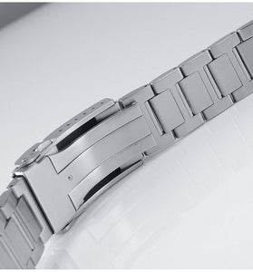 Stainless Steel Bracelet for San Martin 62MAS - WR Watches PLT
