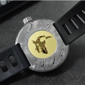 San Martin Damascus Iceball - WR Watches PLT