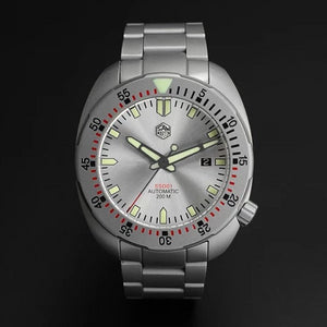 San Martin SN064 - WR Watches PLT