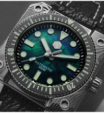 Load image into Gallery viewer, San Martin Damascus Diver - WR Watches PLT