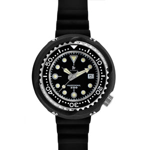 Retangula Emperor Tuna - WR Watches PLT