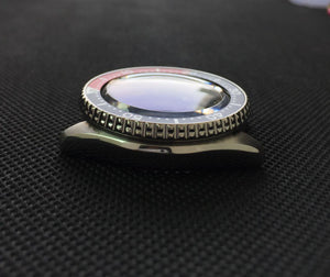 Sapphire glass (double domed) for Seiko SKXs
