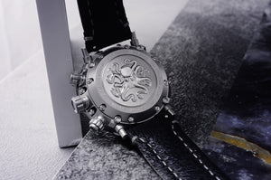 San Martin Octopus Chrono - WR Watches PLT