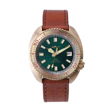 Load image into Gallery viewer, Heimdallr Bronze Turtle Green Dial - WR Watches PLT