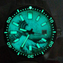 Load image into Gallery viewer, Proxima 65 Great Wave Off Kanagawa Dial - WR Watches PLT