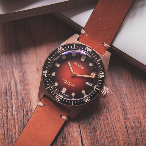 Proxima Bronze 65 TD - WR Watches PLT