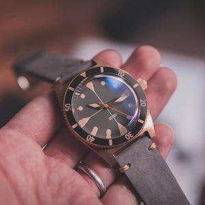 Proxima Bronze 65 SD - WR Watches PLT