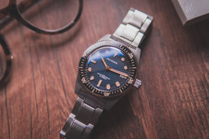 Proxima 65 Bronze Bezel ND - WR Watches PLT