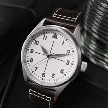 Load image into Gallery viewer, San Martin Pilot Mark 18 White Dial - WR Watches PLT