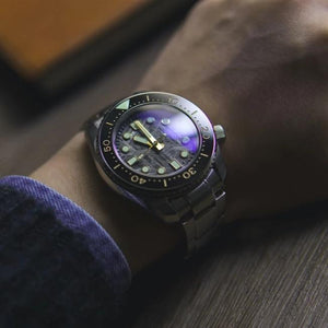 Proxima Meteorite MM300 - WR Watches PLT