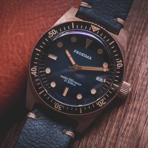 Proxima Bronze 65 ND - WR Watches PLT
