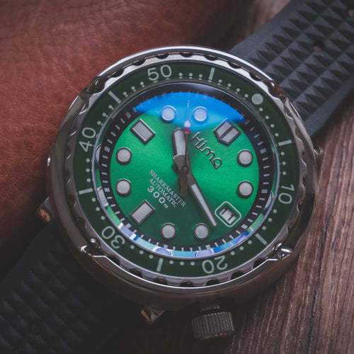 Proxima Hulk Tuna (HIMQ logo) - WR Watches PLT