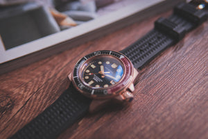 Proxima Bronze Samurai MM - WR Watches PLT