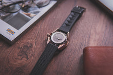 Load image into Gallery viewer, Proxima Meteorite Bronze Samurai - WR Watches PLT