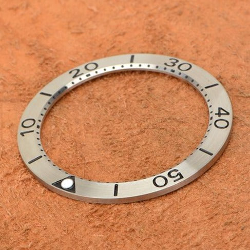 Stainless Steel Bezel Insert for Sumo SBDC001/003/031/033 - WR Watches PLT