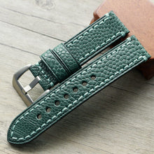 Load image into Gallery viewer, Ostrich Leather Strap