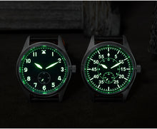 Load image into Gallery viewer, San Martin Steel Flieger Quartz - WR Watches PLT