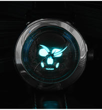 Load image into Gallery viewer, San Martin Damascus Skull Watch - WR Watches PLT
