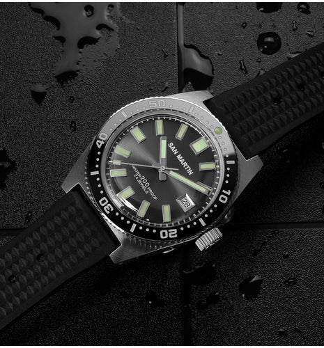 San Martin 62MAS - WR Watches PLT