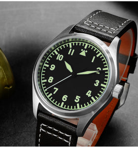 San Martin Pilot Mark 18 - WR Watches PLT