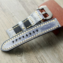 Load image into Gallery viewer, Waxed Leather Strap - WR Watches PLT