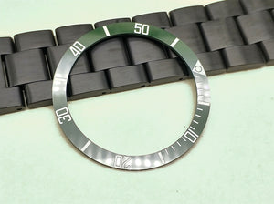 Ceramic Bezel Insert for SKX007 / 009 / 011 - WR Watches PLT