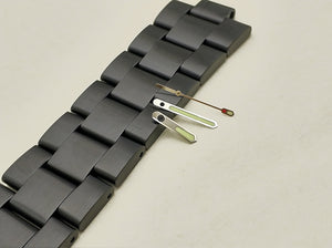 MM Hands for 7S26/36,NH35/36,4R35,6R15 Movement - WR Watches PLT