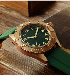 San Martin Bronze SN040-Q - WR Watches PLT
