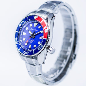 Heimdallr Sumo Homage SBDC031 - WR Watches PLT