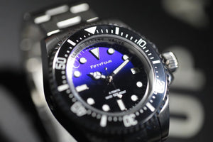 Fifty-Four Ocean Diver 1000 - WR Watches PLT
