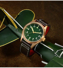 Load image into Gallery viewer, San Martin Bronze Pilot Mark 18 - WR Watches PLT