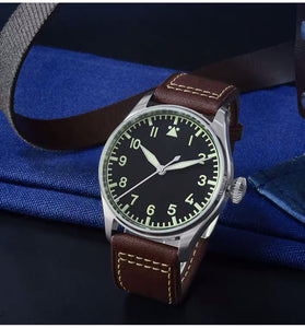 San Martin Big Pilot - WR Watches PLT
