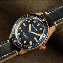 Load image into Gallery viewer, San Martin Bronze 65 Diver - WR Watches PLT