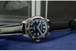 San Martin Damascus 65 Diver - WR Watches PLT