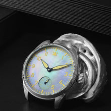 Load image into Gallery viewer, San Martin Damascus Big Pilot - WR Watches PLT