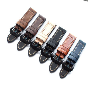 Vegetable Leather Strap - WR Watches PLT