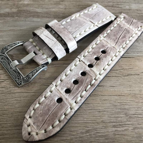 Geniune Crocs Strap - WR Watches PLT