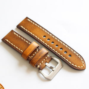 Calf Leather Strap - WR Watches PLT