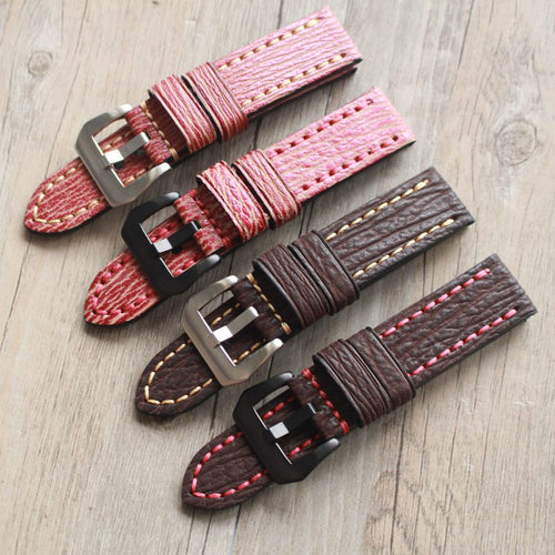 Shark Skin Strap - WR Watches PLT