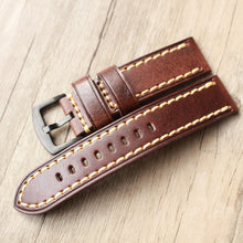 Load image into Gallery viewer, Calf Leather Strap - WR Watches PLT