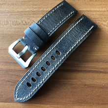 Load image into Gallery viewer, Leather Strap - WR Watches PLT