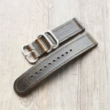 Load image into Gallery viewer, Calf Leather Strap