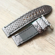 Load image into Gallery viewer, Python Skin Strap - WR Watches PLT