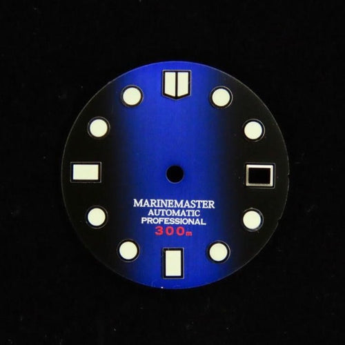 BS MM Dial for Watch Seiko Mod